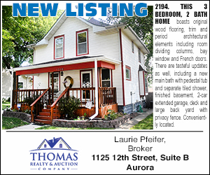 Thomas Realty New Listing