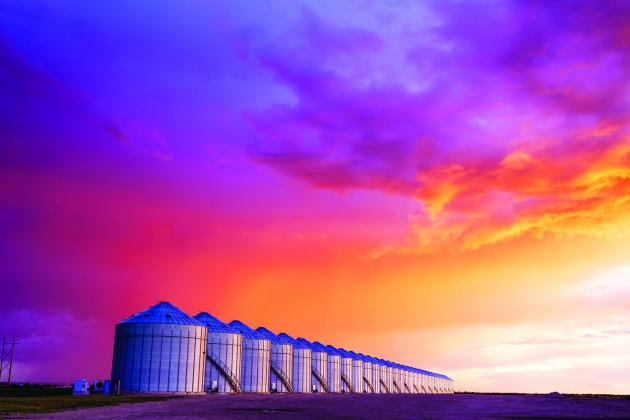 Practicing good grain bin safety is crucial, according to the Husker Harvest Days seminar.