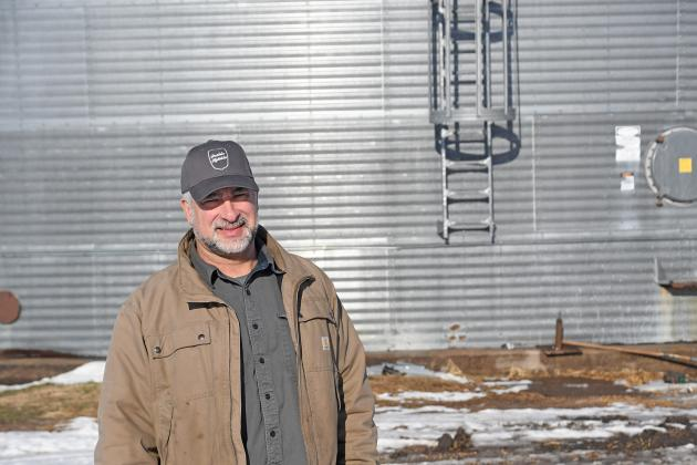 Mark McHargue is a fourth-generation producer in Merrick County and has now taken over the role of President of the Nebraska Farm Bureau.