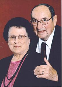 Rolland and Dorothy Bamesberger