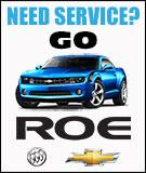 Roe Chevrolet Advertisement